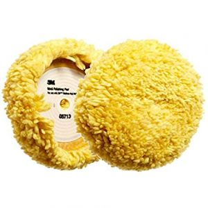 3M Hookit SBS Polishing Pad 228 mm Yellow   - 05713