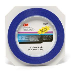 3M 471+ Ταινία Μασκαρίσματος Fine Line   6mm x 33m