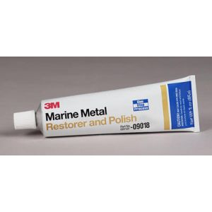 3M Marine Metal Restorer & Polish   paste 150 gr   - 09018