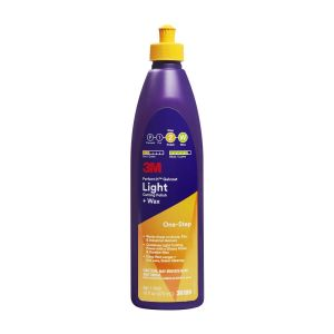3M Marine Perfect-it GelCoat Light Compound & Wax 473ml -36109E