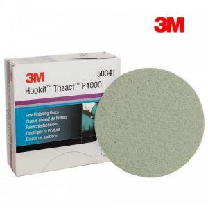 3M Trizact Λειαντικός Δίσκος Σβησίματος 150mm  P1000   - 50341