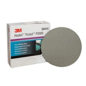 3M Trizact Fine Finishing Disc  150mm  P3000   - 50414