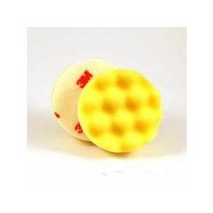 3M Κίτρινο ανάγλυφο σφουγγάρι 75mm   -50536