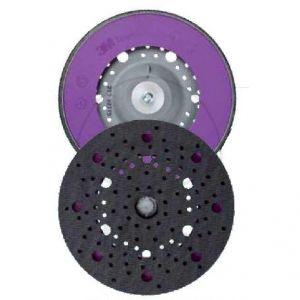 3M Multihole Blue backing plate150mm M8 STD - 51123