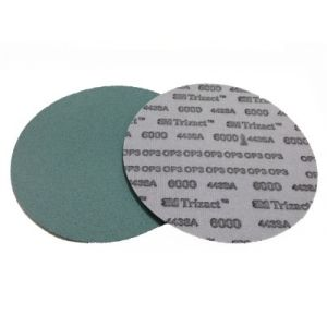 3M Trizact Fine Finishing Disc  150mm  P6000   - 51130