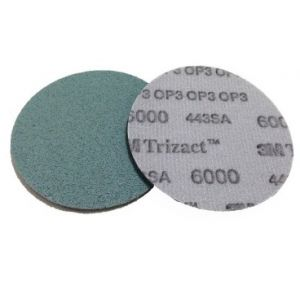 3M Trizact Λειαντικός Δίσκος Υψηλού Φινιρίσματος  75mm P6000 - 5