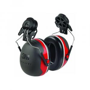 3M PELTOR X3P3 Earmuffs Helmet Attached SNR32dB