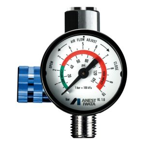 AirGunsa Impact Pressure Controler