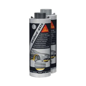 SikaGard-6470 Υποδαπέδια Προστασία Ελαστικής Βάσης 1LT Μαύρη