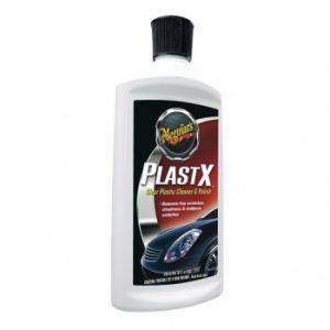 Meguiars Plast-X Clear Plastic Cleaner & Polish 296 ml
