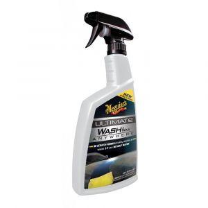 Meguiars Ultimate Wash & Wax Anywhere 26 Oz 768ml