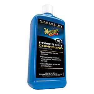 Meguiars MARINE/RV Power cut compound ( Professional grade ) 0.945 L