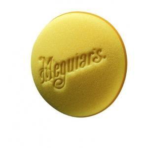 Meguiars Soft Foam Applicator Pad Yellow D 10 cm