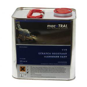 112 Scratch Resistant Hardener Fast 2,5 lt