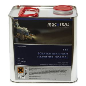 113 Scrath Resistant Hardener Normal 2,5 lt