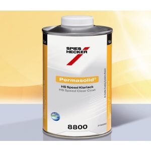 Spies Hecker PS HS Speed Clearcoat 8800 1 L