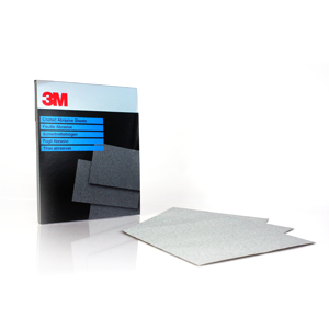 3M 618 Fre-Cut Sanding Sheet  230mm x 280mm