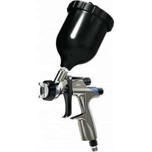 Devilbiss DV1 Spraygun with plastic cup